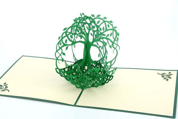 Tree Of Life - Henry Pop-Up Cards