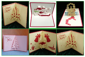 Christmas bundle 1 (6 cards)