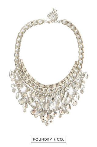 Bellona Chandelier Necklace