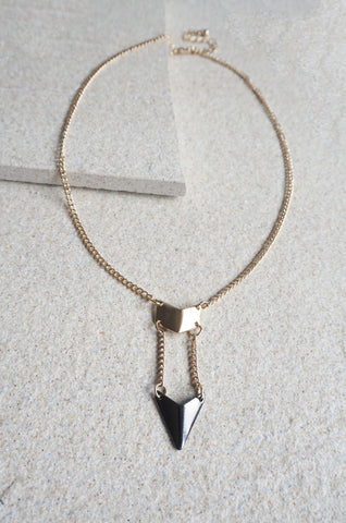 Aelyt Arrow Necklace [30% OFF]