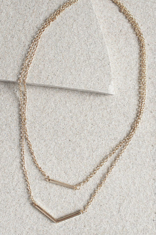 Andromache Layered Necklace