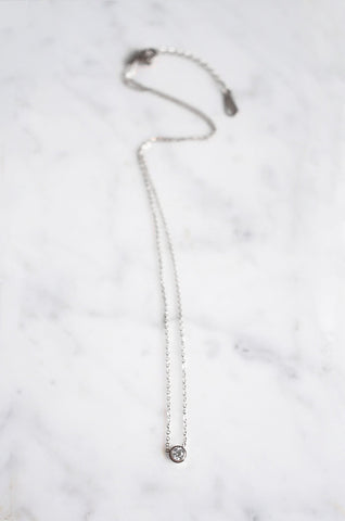 Chryseis Pearl and Chain Necklace in Gold and Silver [47% OFF]