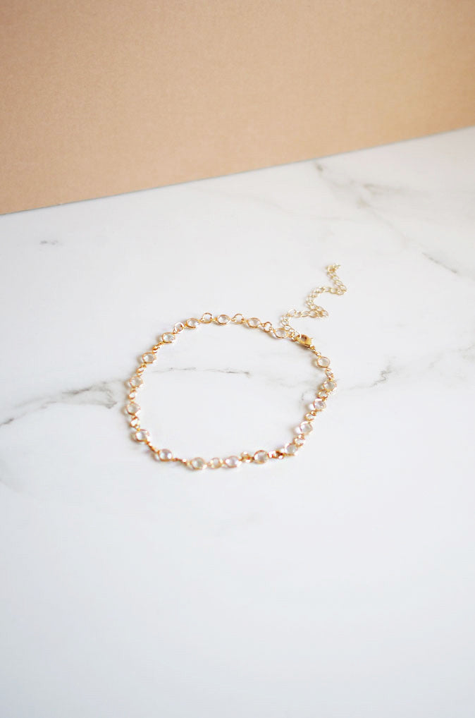 Crios Choker in Gold