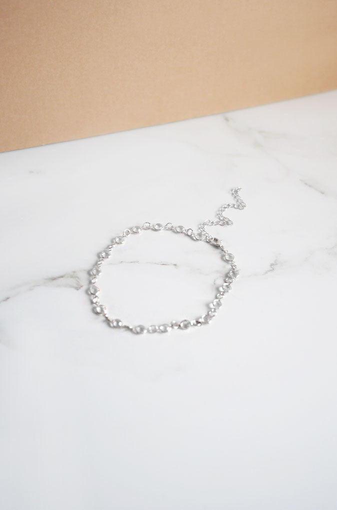 Crios Choker in Silver [20% OFF]