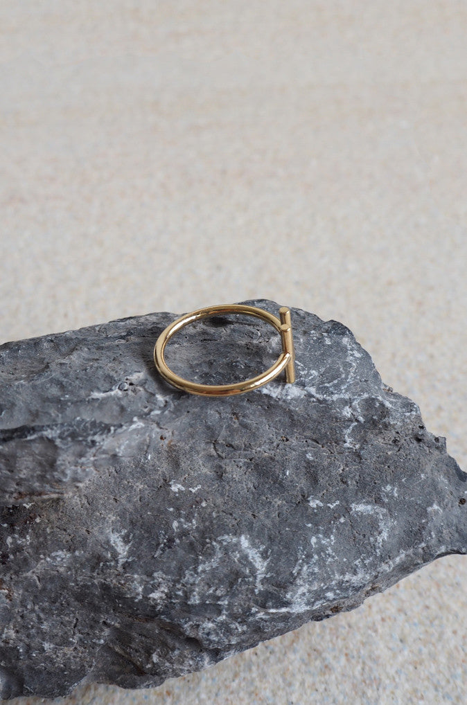 Eterp Ring in Gold