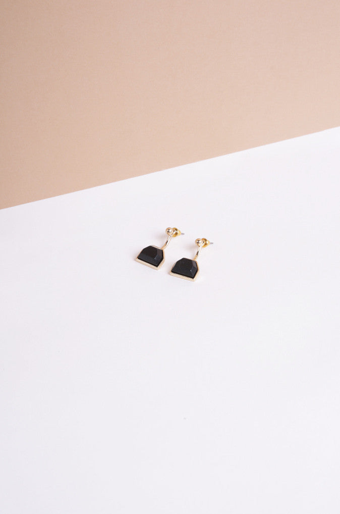 Leacht Eardrops with Black Marble