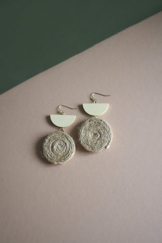 Nai Hemp Earrings