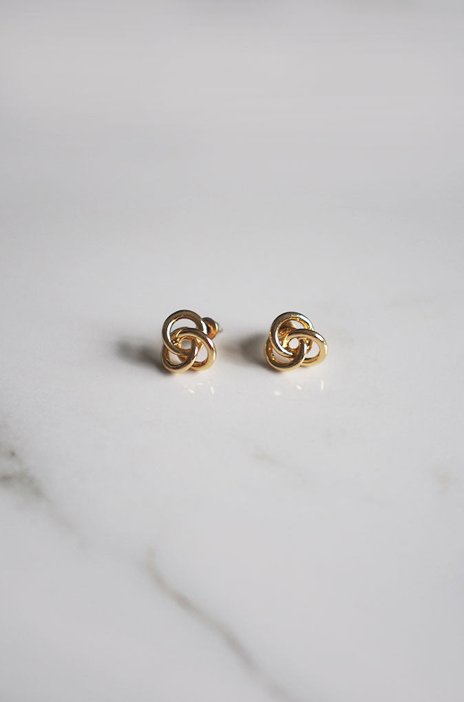 Naid Knot Earrings