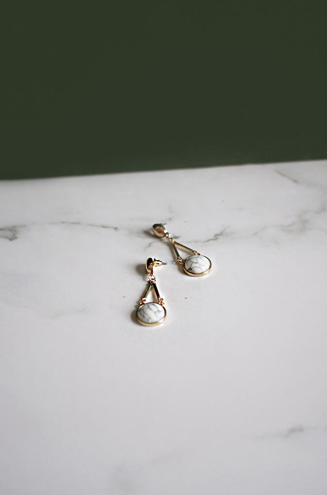 Riam Drop Earrings