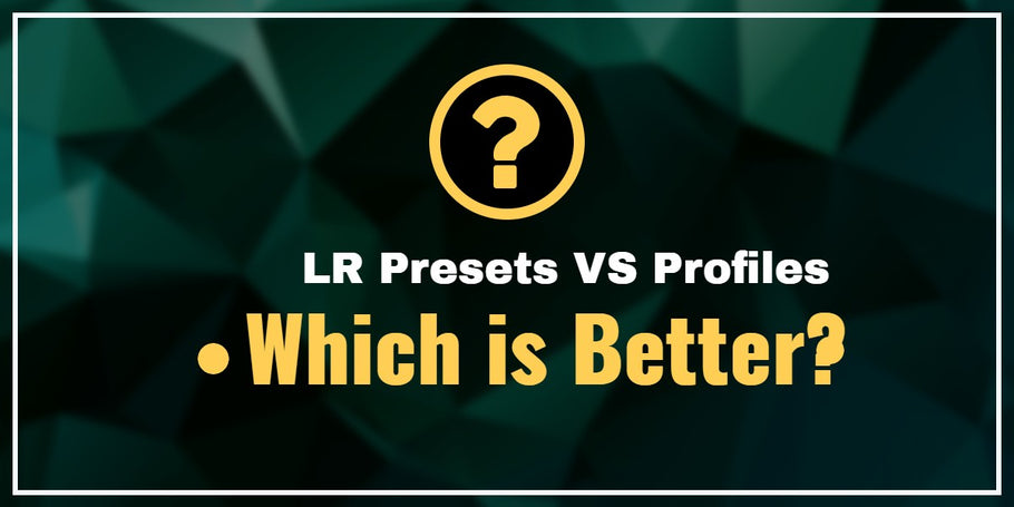 Lightroom Presets versus Profiles-Which is Better?