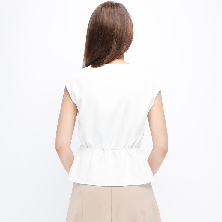 Gia cross front top