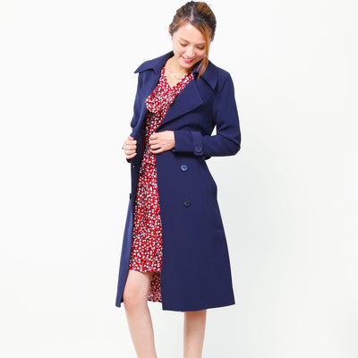 Kayla trench coat