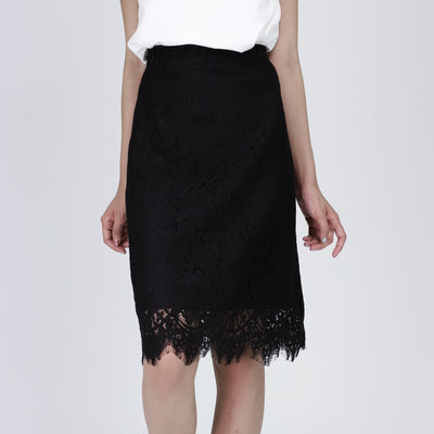 Farah Lace Skirt