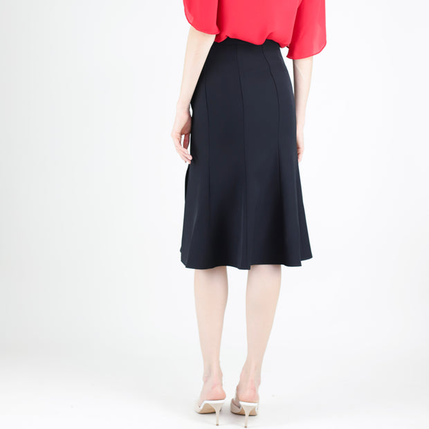 Side cut out skirt