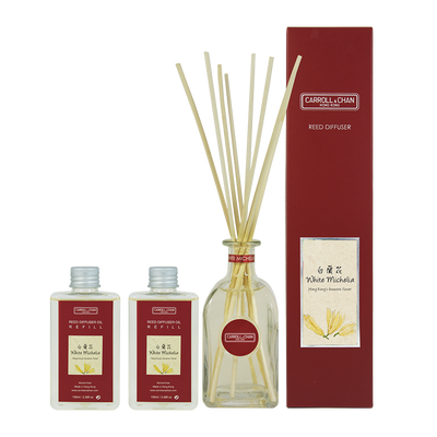 White Michelia Reed Diffuser 200ml