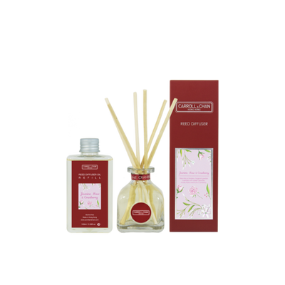 Jasmine, Rose, Cranberry Reed Diffuser 100ml