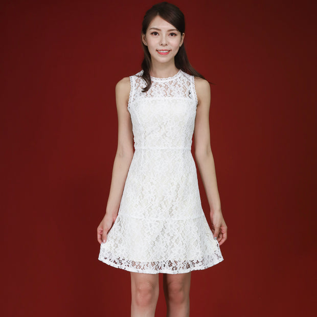 Farah Lace Dress