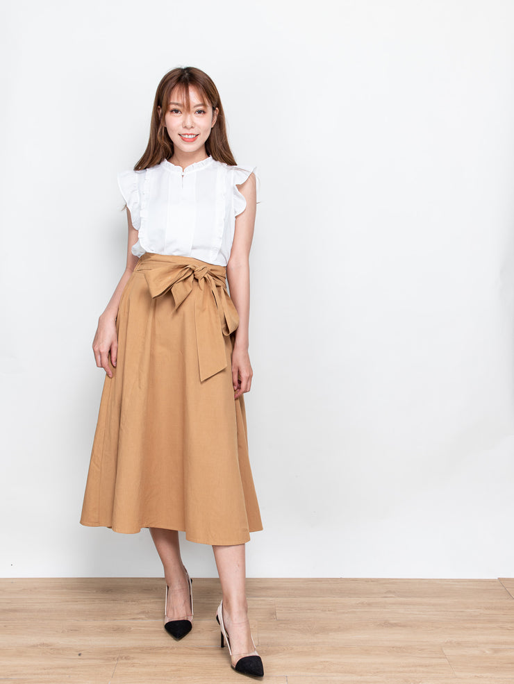 Doris long skirt