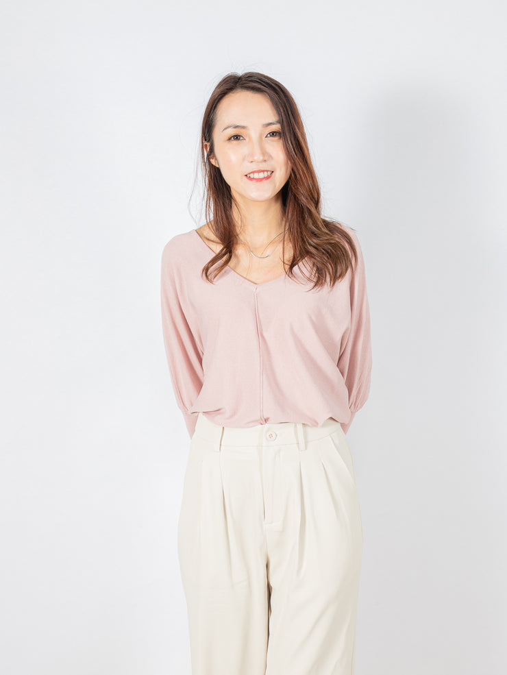 Bella lazy top