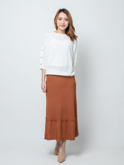 Alexa knit skirt