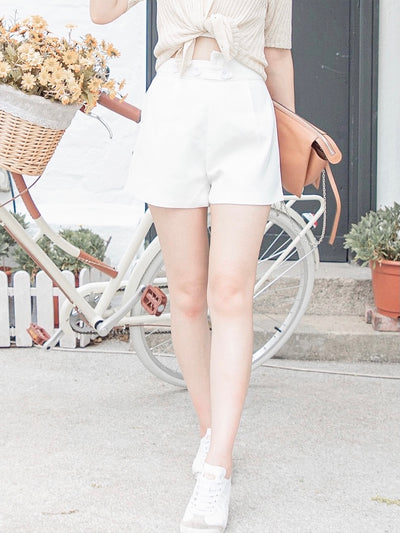 Daisy tailored short pants