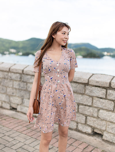 Ella pattern dress