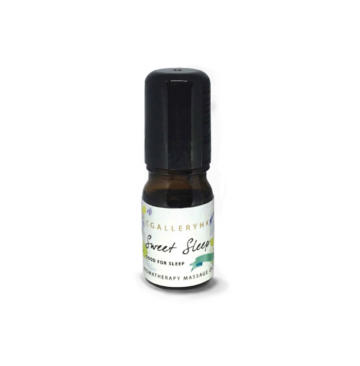 Sweet sleep aromatherapy massage oil