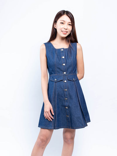 Gaily denim dress