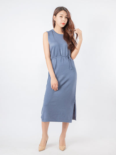 Joshie longline knit dress