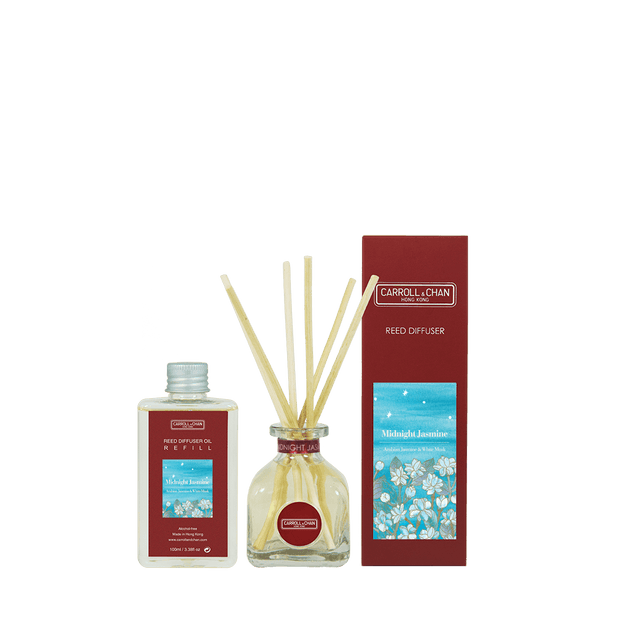 Midnight Jasmine Reed Diffuser 100ml