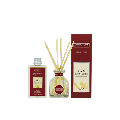 White Michelia Reed Diffuser 100ml