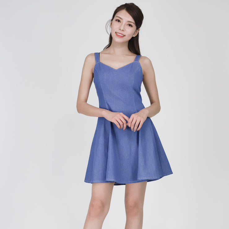 Gia Denim Dress