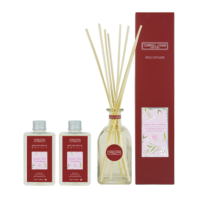 Jasmine, Rose, Cranberry Reed Diffuser 200ml
