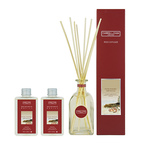 Stone Washed Driftwood Reed Diffuser 200ml
