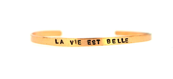 bangle, bracelet, womens jewelry, mantraband, mantra, stackable, cuff