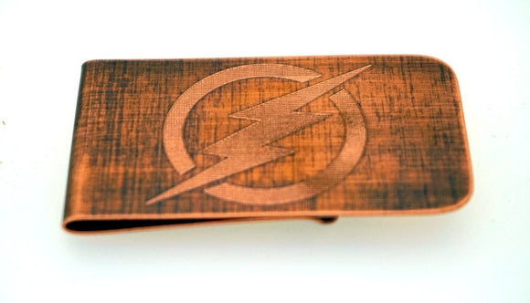 Flash Money Clip- Copper