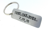 Best Day Ever Keychain