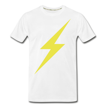 Load image into Gallery viewer, Men's Thunder Premium Organic T-Shirt - zoviana