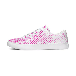 Women's Pink Breathable Sneakers