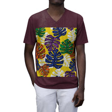 Load image into Gallery viewer, Men's V-Neck T-Shirt