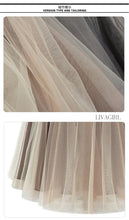 Load image into Gallery viewer, Women Yarn Ball Gown Mid-Calf Tutu Skirt - zoviana
