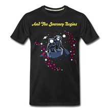 Load image into Gallery viewer, Men's Journey Premium Organic T-Shirt - zoviana