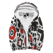 Load image into Gallery viewer, Men's Sherpa Hoodie