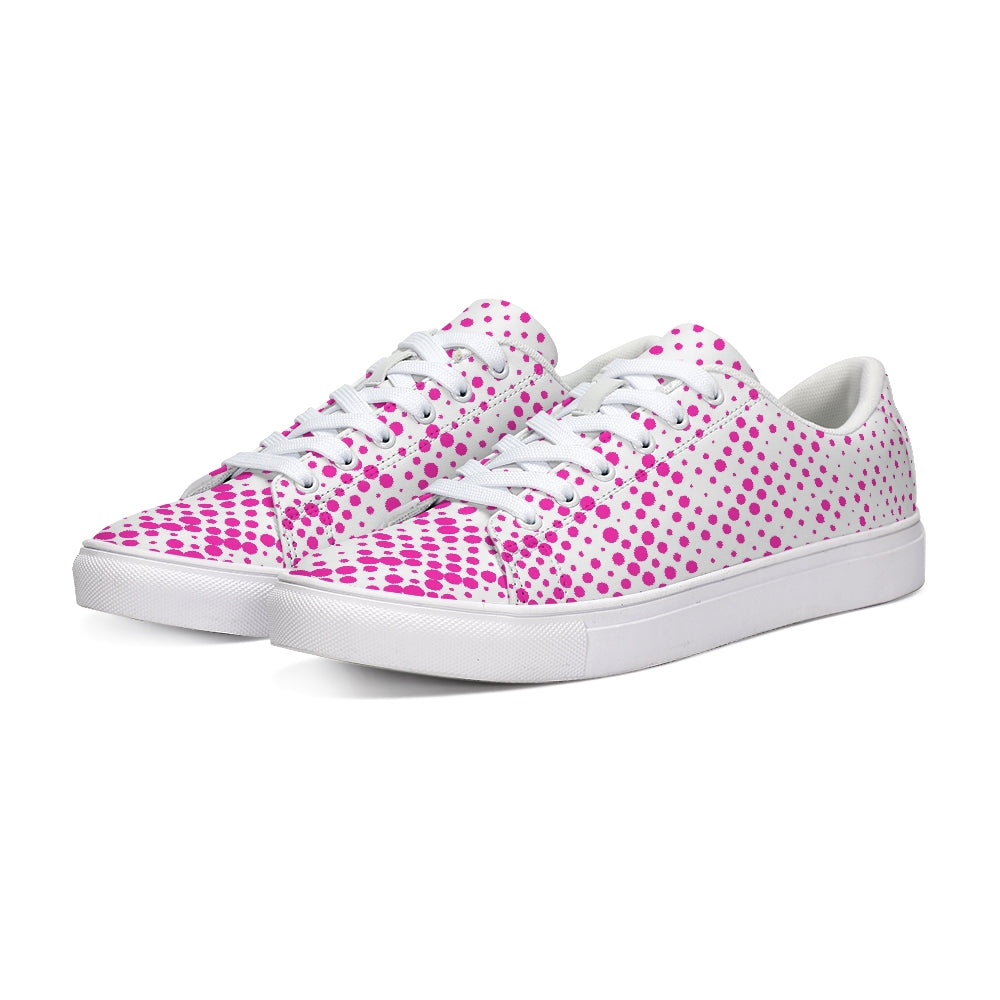 Pink Breathable Sneakers