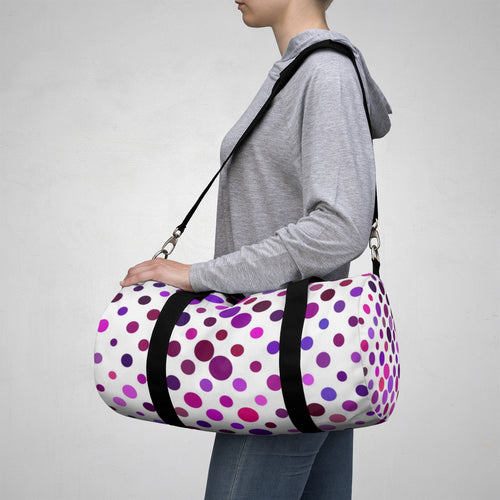 Playfull Dots Duffel Bag