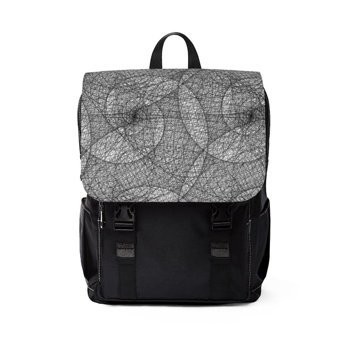 Art Shoulder Backpack
