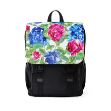 Load image into Gallery viewer, Women's Roses Shoulder Backpack