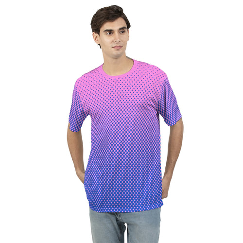 Men's Gradient T Shirt
