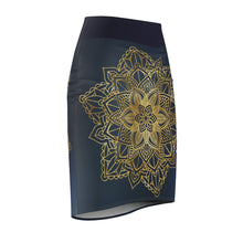 Load image into Gallery viewer, Women's Ethnic Pencil Skirt