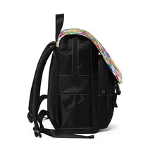 Load image into Gallery viewer, Women's canvas Backpack